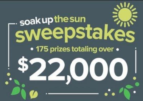 GreenDot-Sun-Sweepstakes