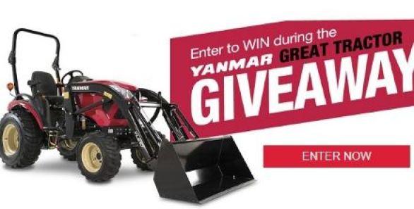 Yanmar-Tractor-Giveaway