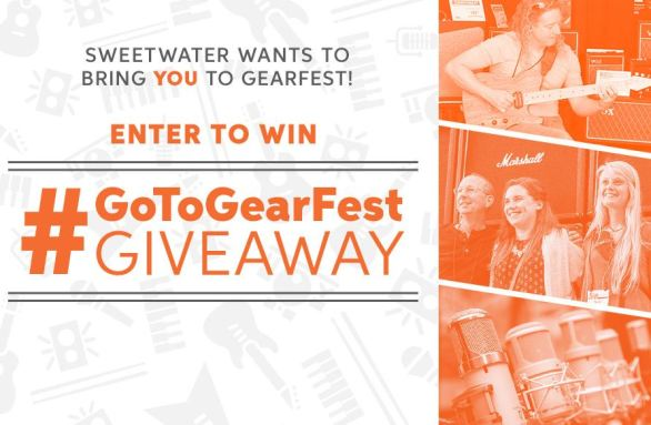 SweetWater-GoToGearFest-Giveaway