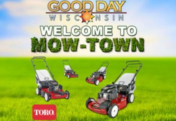 WLUK-Good-Day-Wisconsin-Welcome-Mow-Town-Contest