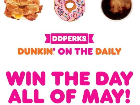 Dunkinonthedaily-Sweepstakes