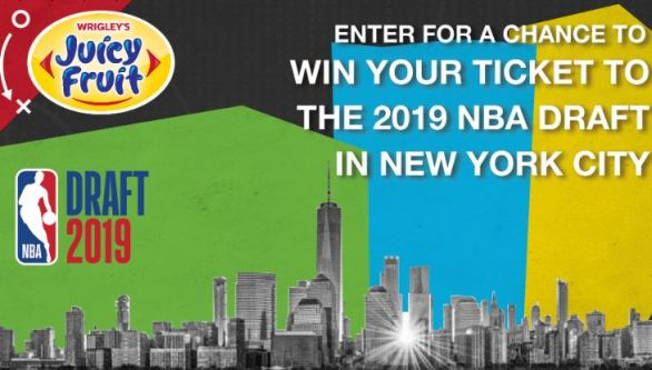 Juicy-Fruit-NBA-Draft-Contest