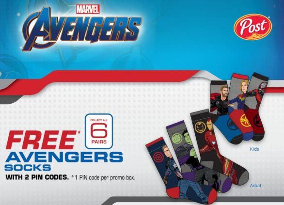 Postconsumerbrands-Avengers-Contest