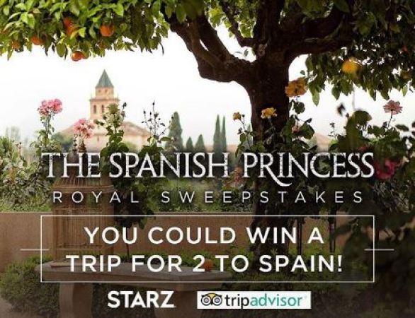 Spanish-Princess-Sweepstakes