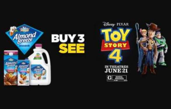 Almond-Breeze-Toy-Story-4-Sweepstakes