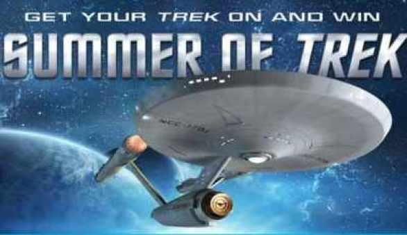 Eaglemoss-Summer-Trek-Sweepstakes