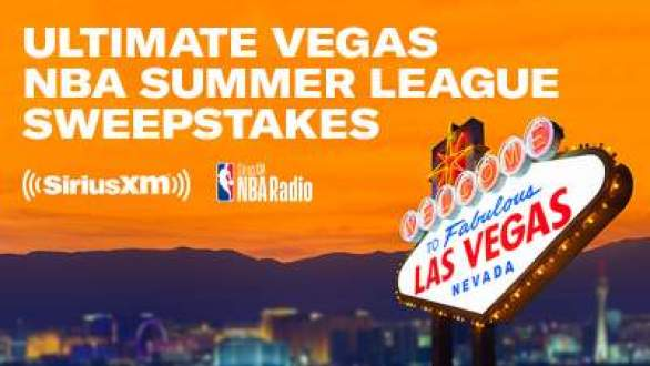 SiriusXM-NBA-Summer-League-Sweepstakes