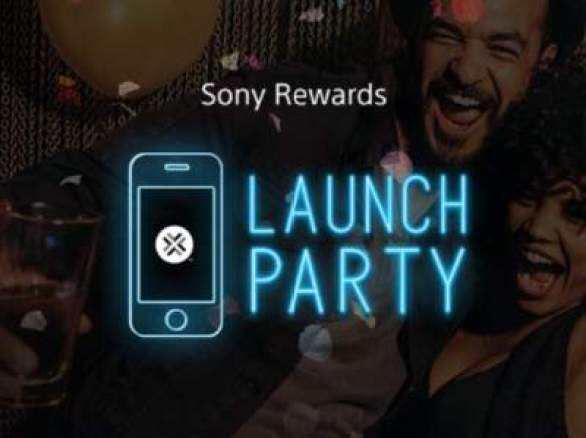 Sony-Rewards-Launch-Party-Sweepstakes