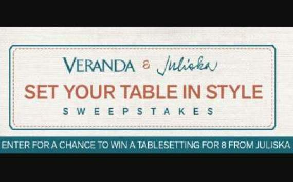 Veranda-Juliska-Sweepstakes