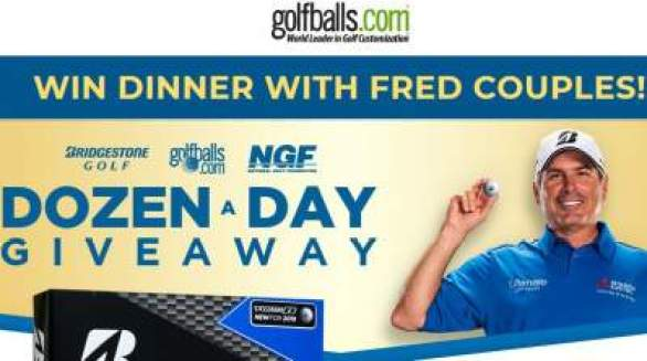 Golfballs-Fred-Couples-Sweepstakes