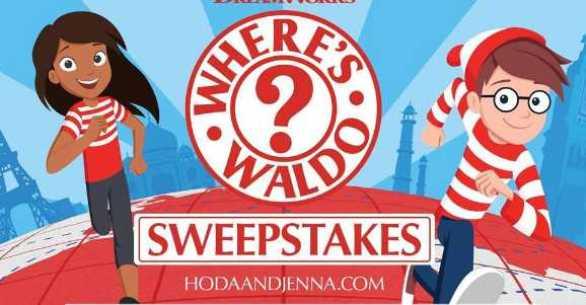 Hoda-and-Jenna-Where's-Waldo-Sweepstakes