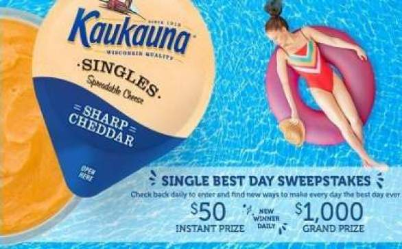 Kaukauna-Single-Best-Day-Sweepstakes