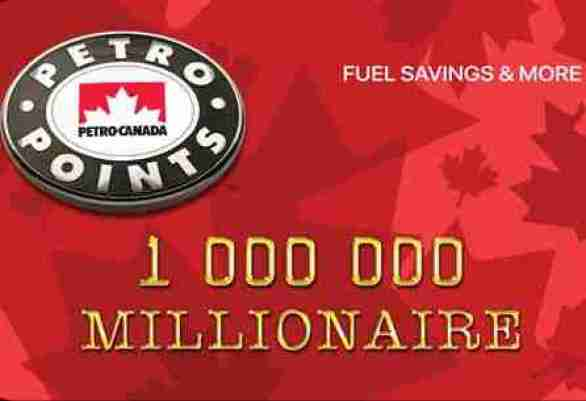 Petro-Canada-Petro-Points-Millionaire-Contest