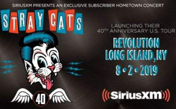 SiriusXM-Stray-Cats-Sweepstakes