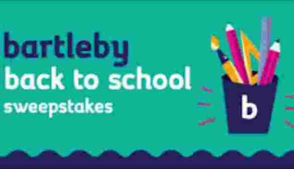 Bartleby-Back-to-School-Sweepstakes