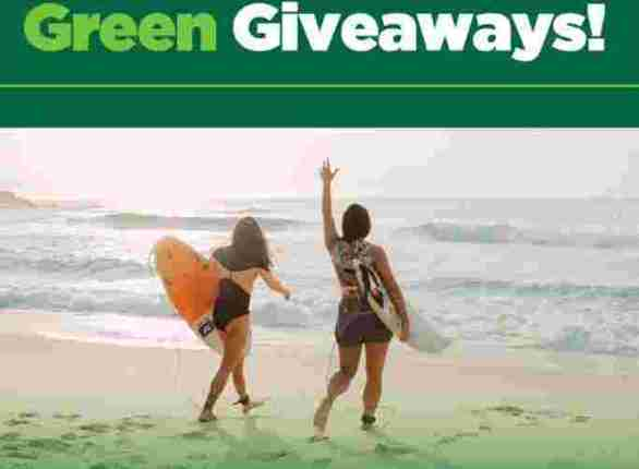 Frontier-Airlines-Green-Giveaway