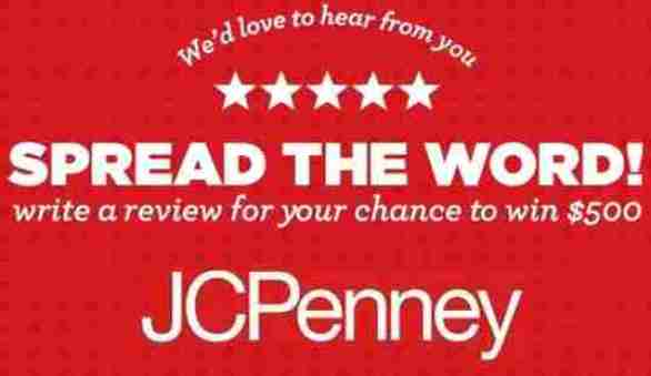 Jcpenney-Ratings-Reviews-Sweepstakes