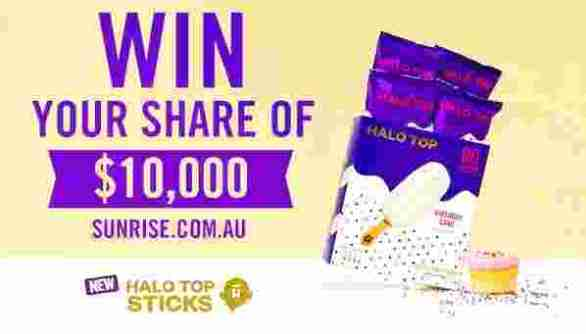 Sunrise-Halo-Top-Competition