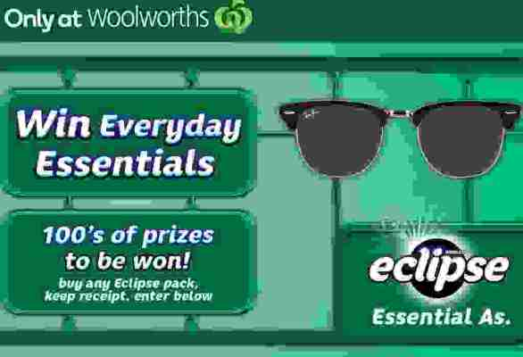 Woolworths-Eclipse-Competition