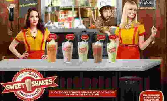 2BrokeGirls-Sweet-Shakes-Sweepstakes