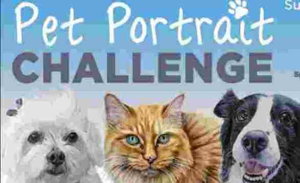 DickBlick-Pet-Portrait-Contest