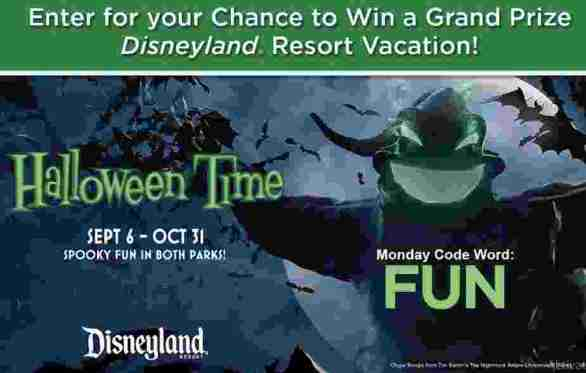 Foxla-Disneyland-Contest