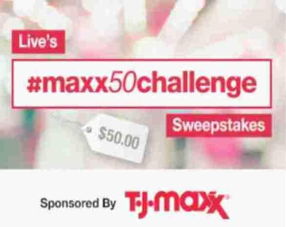 Kellyandryan-Maxx-50-Challenge-Sweepstakes