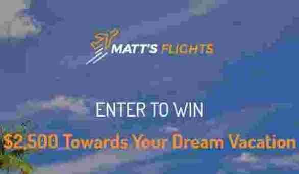 MattsFlights-Dream-Vacation-Giveaway