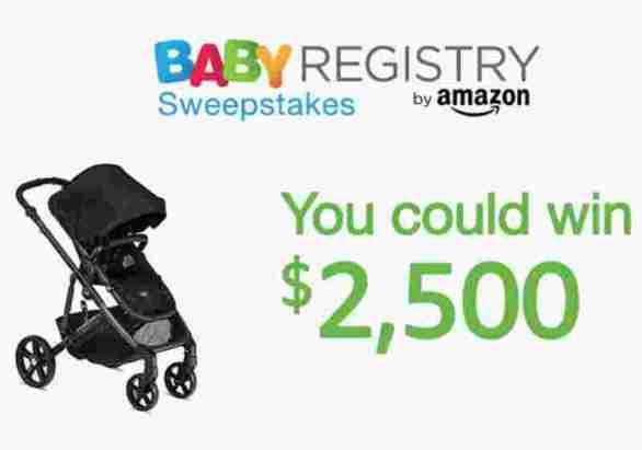 Amazon-Baby-Registry-Sweepstakes