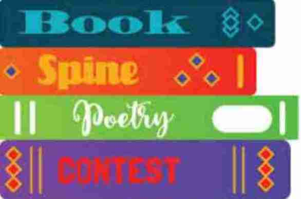 Book-Spine-Poetry-Contest