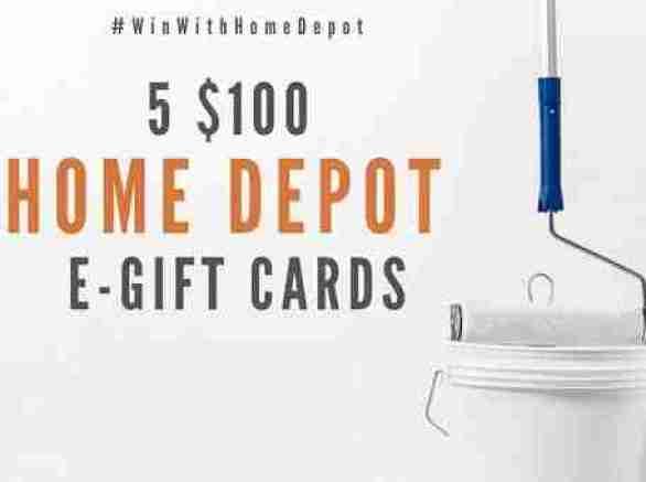 Saving-Home-Depot-Sweepstakes