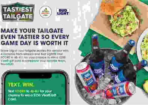 AvocadosFromMexico-Tastiest-Tailgate-Sweepstakes