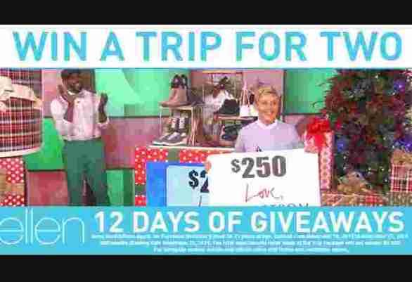 Ellen-Giveaways