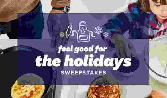 Holidayfeelgood-Sweepstakes