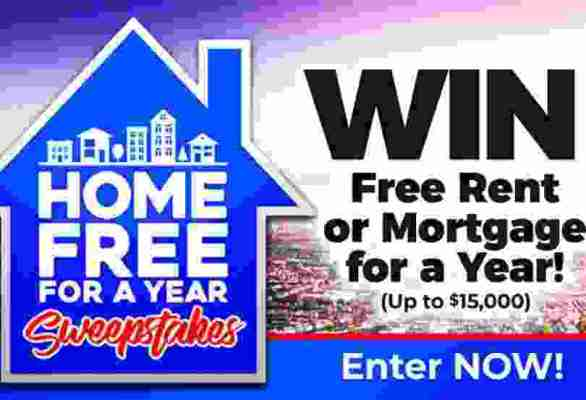 Home-Free-For-A-Year-Sweepstakes