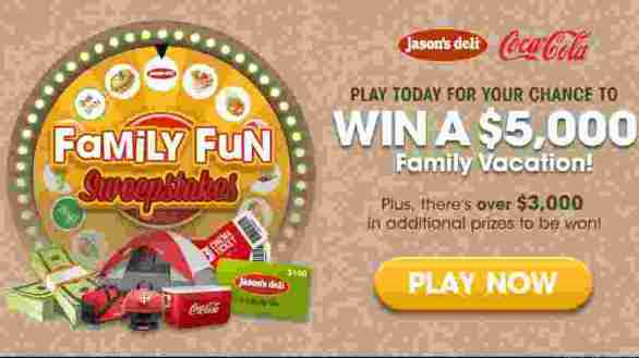 Jasonsfamilyfun-Sweepstakes