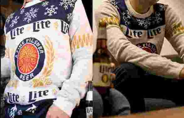 Miller-Lite-Holiday-Sweater-Sweepstakes