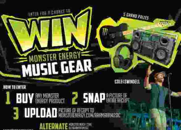 MonsterEnergy-Guitar-Sweepstakes