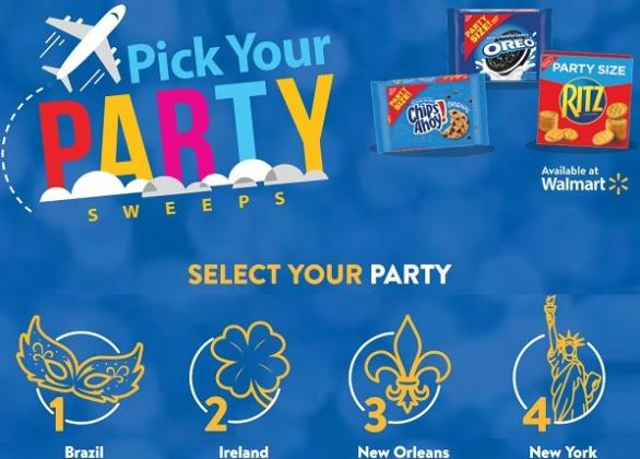 PartyWithNabisco-Sweepstakes