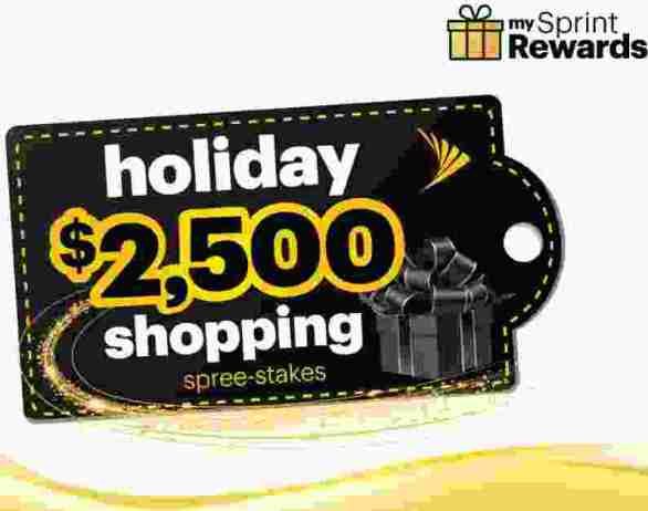 Sprint-Holiday-Shopping-Sweepstakes