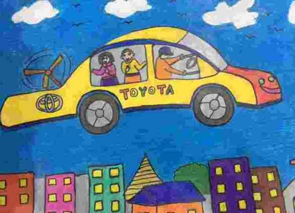 Toyota-Dream-Car-Art-Contest