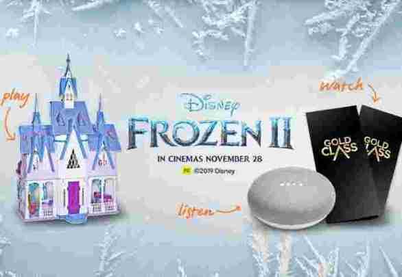 WoolworthsRewards-Frozen2-Competition