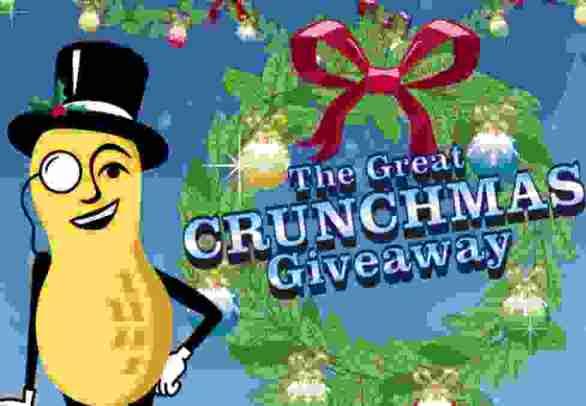 PlantersCrunchmas-Giveaways