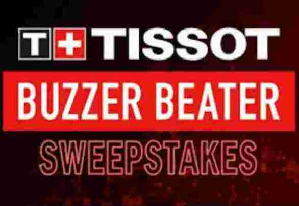Tissot-Buzzer-Beater-Sweepstakes