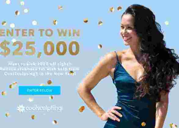 CoolSculpting-New-Year-Sweepstakes