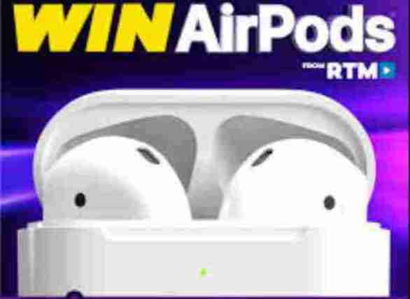 RightThisMinute-AirPods-Sweepstakes