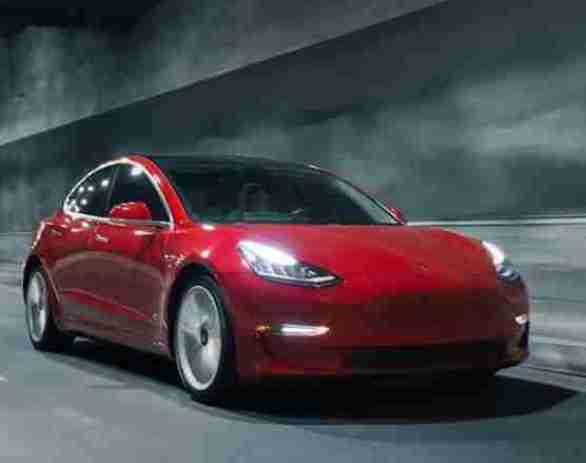 Omaze-Tesla3-Sweepstakes