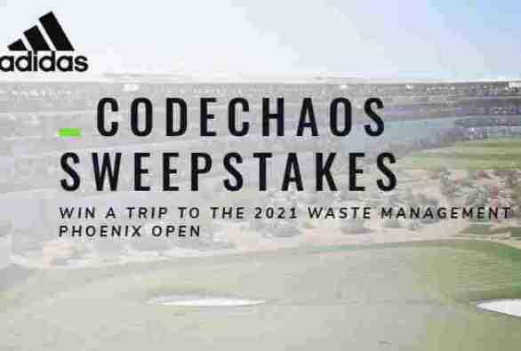 PGATourSuperstore-Adidas-Codechaos-Sweepstakes