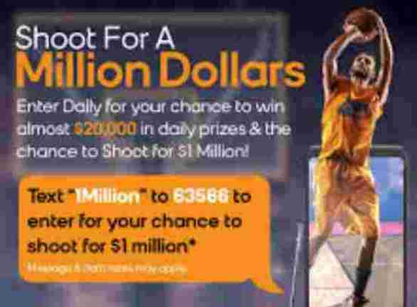 Shootfor1million-Sweepstakes