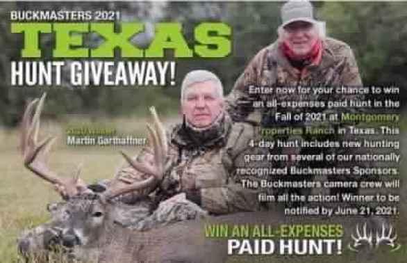 Buckmasters-Texas-Hunt-Giveaway